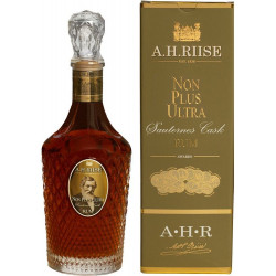 A.H. Riise Non Plus Ultra Sauternes Cask Rum 0,7L