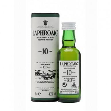 Laphroaig Whisky 10yo 0,05L