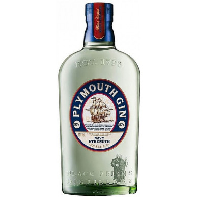 Plymouth Navy Strength Gin 0,7L
