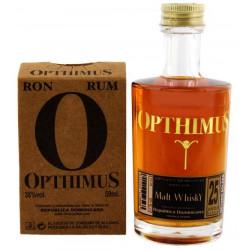 Opthimus Malt Whisky Finish Rum 25yo 0,05L