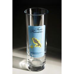 Trois Rivieres - sklenice