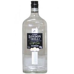 London Hill Dry Gin 1L