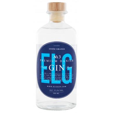 Elg No. 3 Navy Strength Gin 0,05L