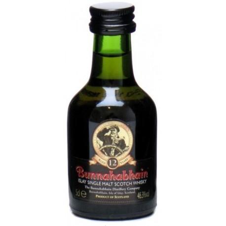 Bunnahabhain Whisky 12 let 0,05L