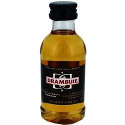 Drambuie Scotch Whisky Liqueur 0,05L (Plastová lahev)