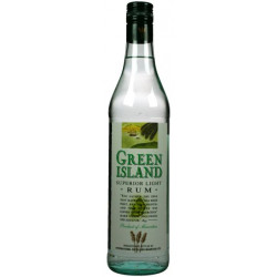 Green Island Superior Light Rum 0,7L