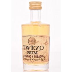 Twezo Trinidad Rum 0,05L