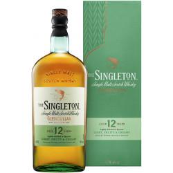 Singleton of Glendullan Whisky 12yo 1L