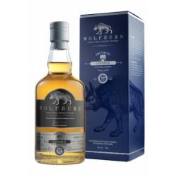 Wolfburn LANGSKIP Single Malt Scotch Whisky 0,7L