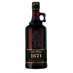 Captain Morgan 1671 Commemorative Blend 2014 Edition Rum 0,75L