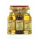 Glenfarclas Whisky Miniset 3x0,05L (15yo + 21yo + 25yo)