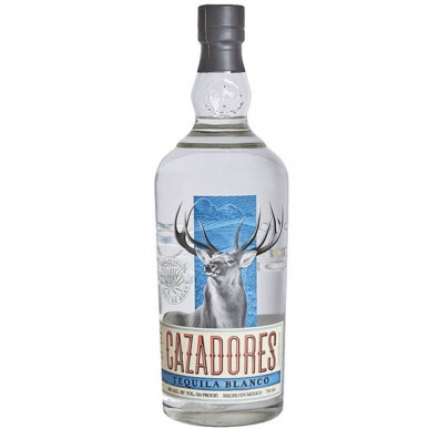 Cazadores Blanco Tequila 0,7L