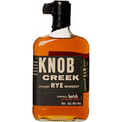 Knob Creek Kentucky Straight Small Batch Rye Whiskey 0,7L