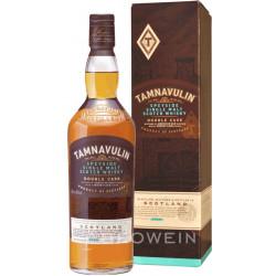 Tamnavulin DOUBLE CASK Speyside Single Malt Scotch Whisky 0,7L