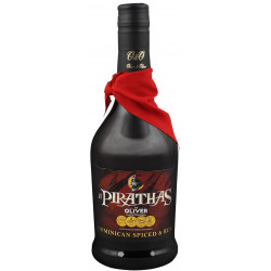 De Pirathas Dominican Spiced Rum 0,7L