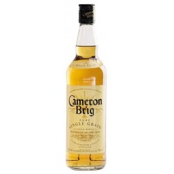 Cameron Brig Pure Single Grain Whisky 0,7L