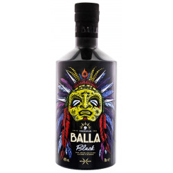 Cockspur BALLA Black Spiced Rum 0,7L