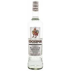 Cockspur Platinum White Rum 0,7L