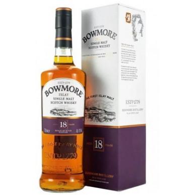 Bowmore Whisky 18yo 0,7L