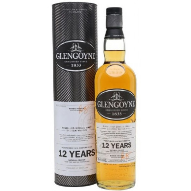Glengoyne Highland Single Malt Scotch Whisky 12yo 0,7L