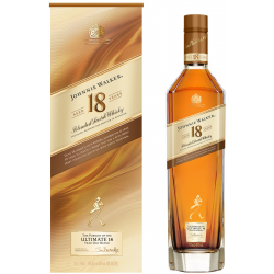 Johnnie Walker The Pursuit of the Ultimate Blend Whisky 18yo 0,7L