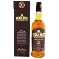 Knockando Master Reserve Whisky 21yo 0,7L