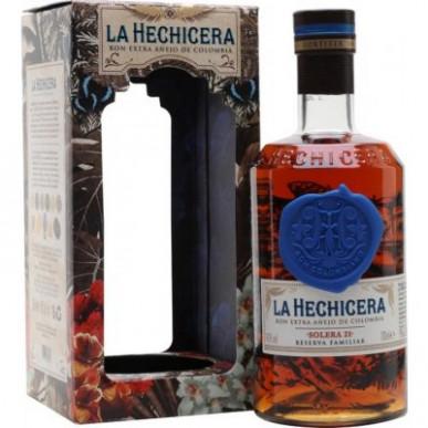 La Hechicera Fine Aged Rum 0,7L