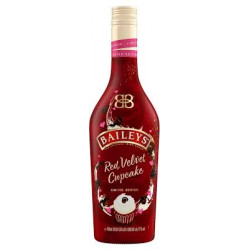 Baileys Red Velvet Cupcake Limited Edition Liqueur 0,7L
