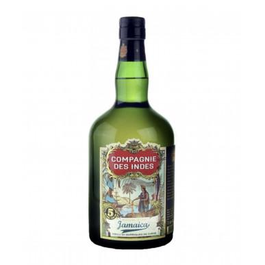 Compagnie des Indes Jamaica Rum 5yo 0,7L