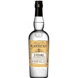 Plantation 3 Stars White Rum 0,7L