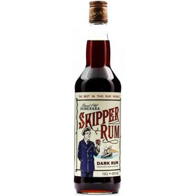 Skipper Demerara Rum 0,7L