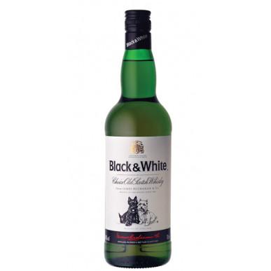Black & White Whisky 0,7L