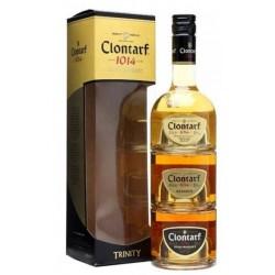 Clontarf Trinity Whiskey Miniset 3x0,2L