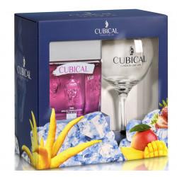 Cubical Premium Special Distilled Kiss Gin 0,7L