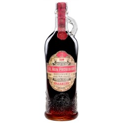 El Ron Prohibido Habanero Rum 0,7L