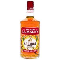 La Mauny Arrange Banane Liqueur 0,7L
