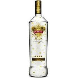 Smirnoff Gold Collection Cinnamon Flavoured Vodka Liqueur 0,7L