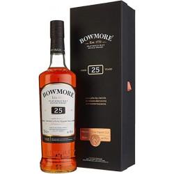 Bowmore Islay Single Malt Scotch Whisky 25yo 0,7L