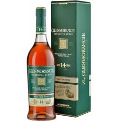 Glenmorangie The QUINTA RUBAN Highland Single Malt Scotch Whisky 14yo 0,7L