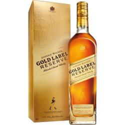 Johnnie Walker GOLD LABEL Reserve Whisky 0,7L