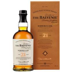 Balvenie Madeira Cask Whisky 21yo 0,7L