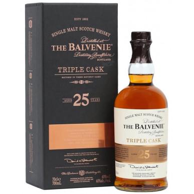 Balvenie Triple Cask Whisky 25yo 0,7L