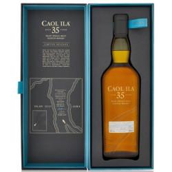 Caol Ila Islay Single Malt Scotch Whisky Limited Release 35yo 0,7L