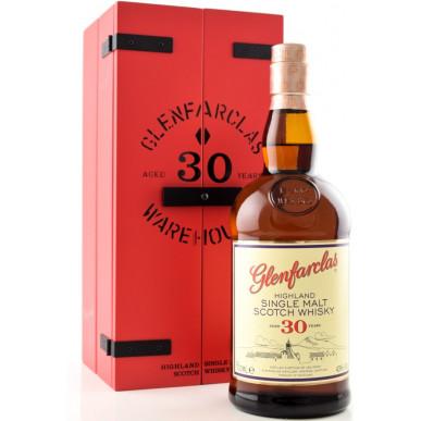 Glenfarclas Highland Single Malt Scotch Whisky 30yo 0,7L