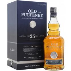 Old Pulteney Single Malt Scotch Whisky 25yo 0,7L