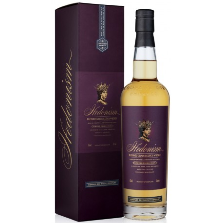 Compass Box Hedonism Grain Whisky 0,7L