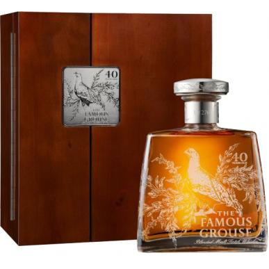 The Famous Grouse Blended Malt Scotch Whisky 40yo 0,7L