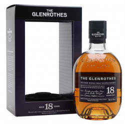 The Glenrothes Speyside Single Malt Scotch Whisky 18yo 0,7L