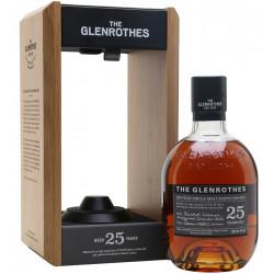 The Glenrothes Speyside Single Malt Scotch Whisky 25yo 0,7L