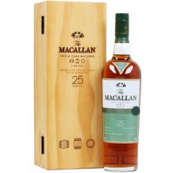 The Macallan FINE OAK Highland Single Malt Scotch Whisky 25yo 0,7L